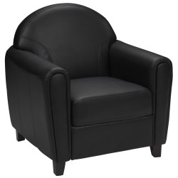 Presidential Collection Black Leather Chair