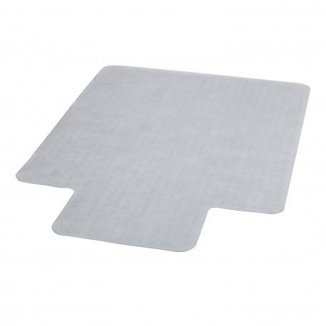 45'' x 53'' Carpet Chairmat with Lip