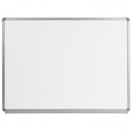 4' W x 3' H Magnetic Marker Board