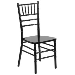 Black Wood Chiavari Chair