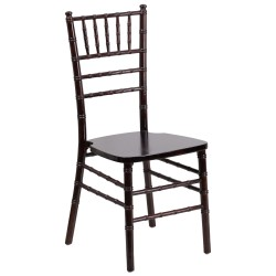 Walnut Wood Chiavari Chair