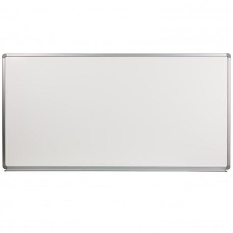 6' W x 3' H Porcelain Magnetic Marker Board