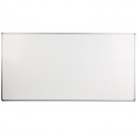 8' W x 4' H Porcelain Magnetic Marker Board