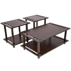 Shanklin 3 Piece Occasional Table Set