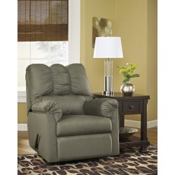 Eliana Rocker Recliner in Sage Fabric