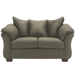 Eliana Loveseat in Sage Fabric
