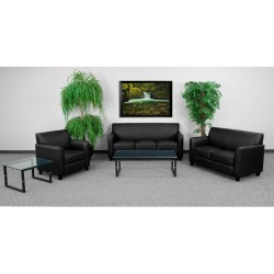 Able Collection Reception Set in Black