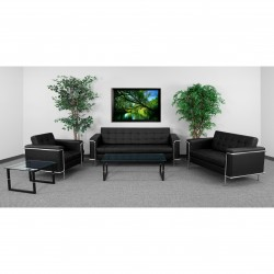 Sophia Collection Reception Set in Black